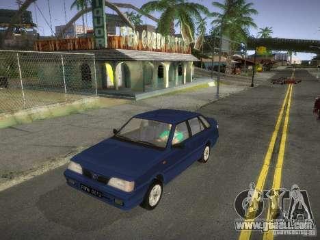 Daewoo-FSO Polonez Atu Plus 1.6 for GTA San Andreas