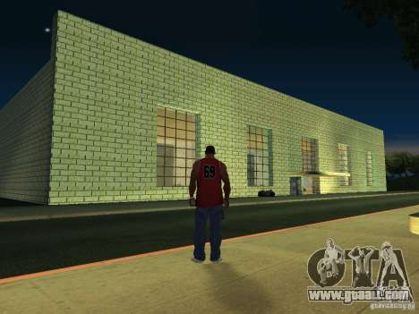 Russian House 2 for GTA San Andreas forth screenshot