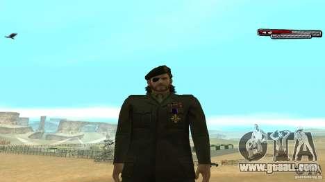 General for GTA San Andreas