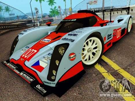 Aston Martin DBR1 Lola 007 for GTA San Andreas