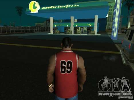 Russian House 2 for GTA San Andreas third screenshot