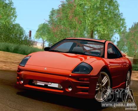 Mitsubishi Eclipse GTS 2003 for GTA San Andreas