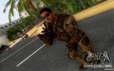 David Mason for GTA San Andreas