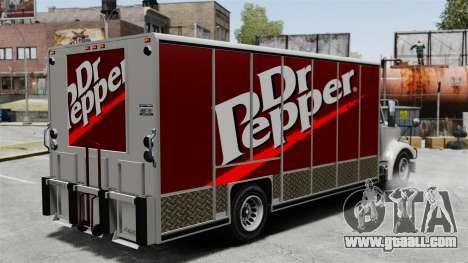 The new advertisement for Benson truck for GTA 4 second screenshot