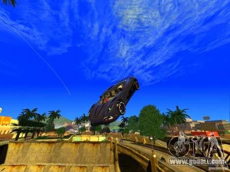 Amazing Screenshot 1.0 for GTA San Andreas forth screenshot