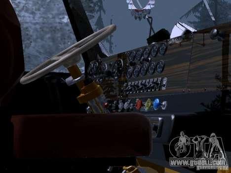 RTS 420 Šatalka for GTA San Andreas inner view