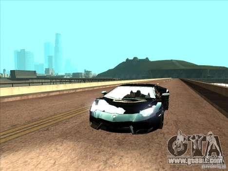 ENBSeries v1.0 for GTA San Andreas