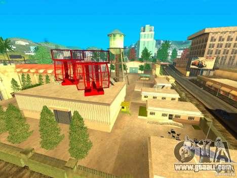 New Studio in LS for GTA San Andreas second screenshot