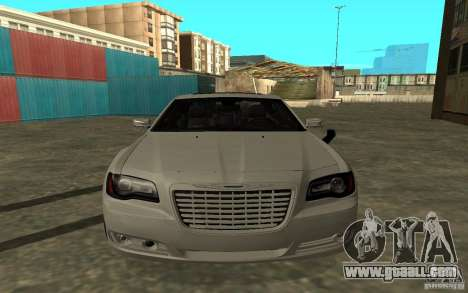 Chrysler 300C for GTA San Andreas right view