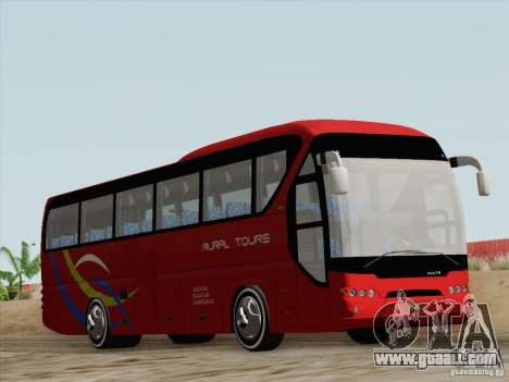 Neoplan Tourliner. Rural Tours 1502 for GTA San Andreas back view