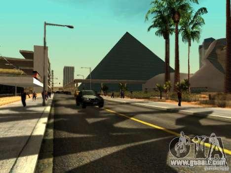 ENBSeries v1.2 for GTA San Andreas twelth screenshot