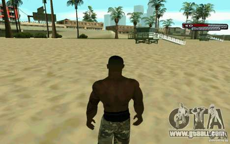 James Woods HD Skin for GTA San Andreas forth screenshot