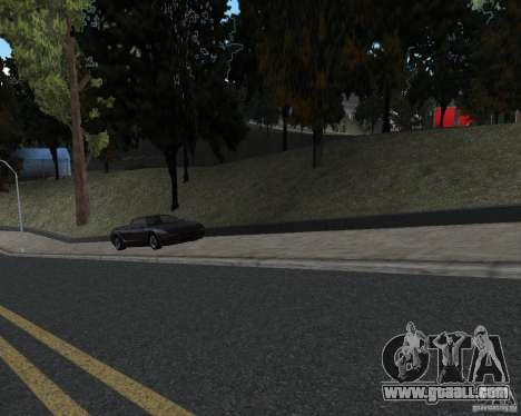 New road textures for GTA UNITED for GTA San Andreas second screenshot