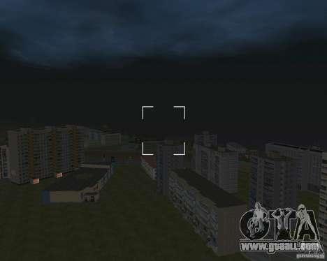 Nižegorodsk v0.5 BETA for GTA San Andreas fifth screenshot