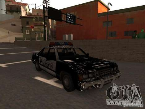 Police VC for GTA San Andreas