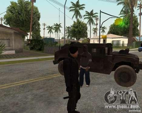 Jason Statham for GTA San Andreas second screenshot