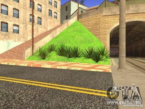 New Los Santos for GTA San Andreas sixth screenshot