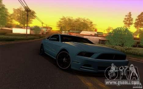 SA Illusion-S V3.0 for GTA San Andreas sixth screenshot