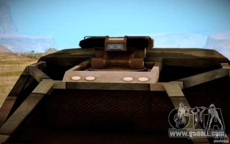MK-15 Bandit for GTA San Andreas right view