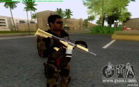 David Mason for GTA San Andreas second screenshot