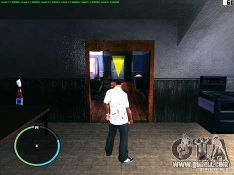 FPS De-Limiter CLEO for GTA San Andreas second screenshot