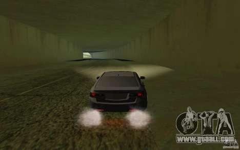 Honda Accord for GTA San Andreas right view