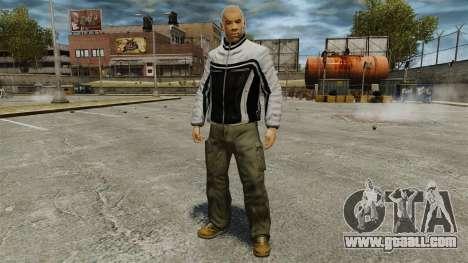 Vin Diesel for GTA 4
