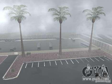 4-th bus v1.0 for GTA San Andreas sixth screenshot