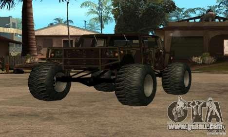 Monster Patriot for GTA San Andreas