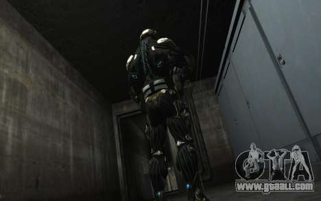 Crysis 3 The Hunter skin for GTA 4 sixth screenshot