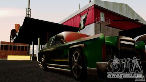 ENBSeries HQ for GTA San Andreas third screenshot
