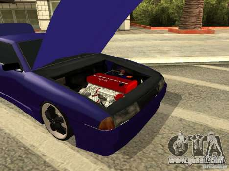 Elegy by W1nston4iK for GTA San Andreas right view