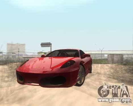 Star ENBSeries by Nikoo Bel for GTA San Andreas fifth screenshot