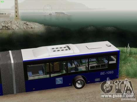 Trailer for Design X 3 for GTA San Andreas inner view