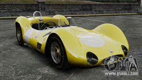 Maserati Tipo 60 Birdcage for GTA 4