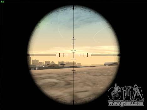Remington 700 for GTA San Andreas fifth screenshot