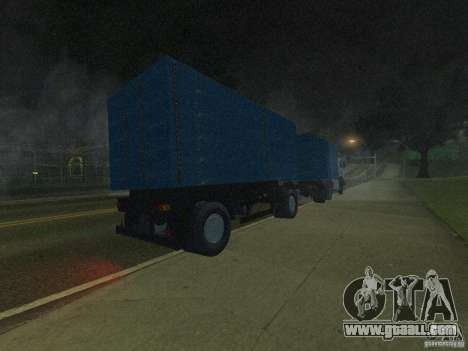 9357 Odaz trailer for GTA San Andreas