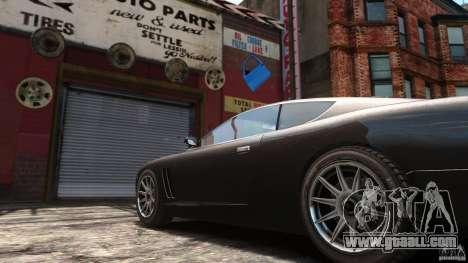 Super GTR Final for GTA 4 back left view