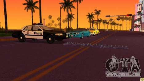 HP Stinger 2.0 for GTA Vice City