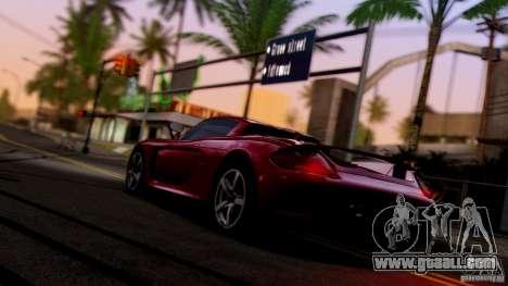 SA Beautiful Realistic Graphics 1.6 for GTA San Andreas third screenshot
