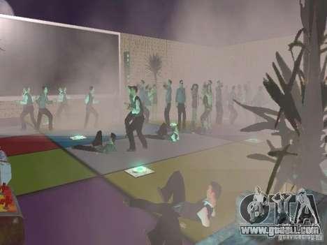 Club for GTA San Andreas third screenshot