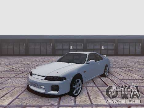 Nissan Skyline ECR33 for GTA San Andreas