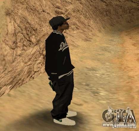 Skin Ryder for GTA San Andreas third screenshot