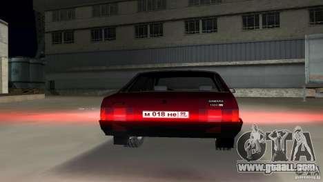 VAZ 21099 for GTA Vice City