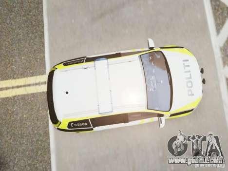 Volkswagen Passat B7 Variant 2012 for GTA 4 back view