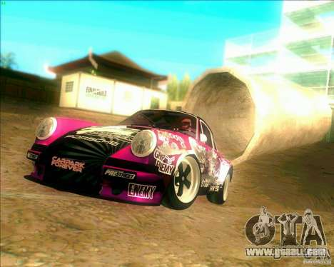Porsche 911 Pink Power for GTA San Andreas