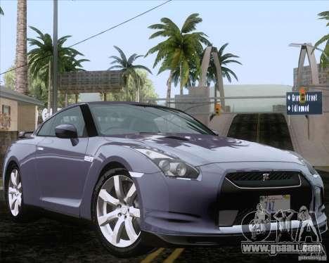 Playable ENB Series v1.2 for GTA San Andreas fifth screenshot
