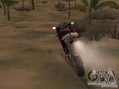 Ducati 999R for GTA San Andreas right view