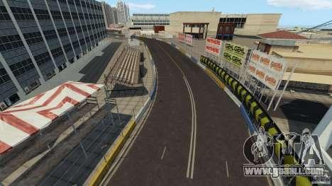 Long Beach Circuit [Beta] for GTA 4 seventh screenshot