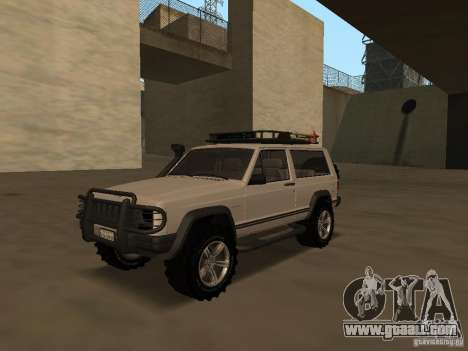 Jeep Cherokee Sport for GTA San Andreas